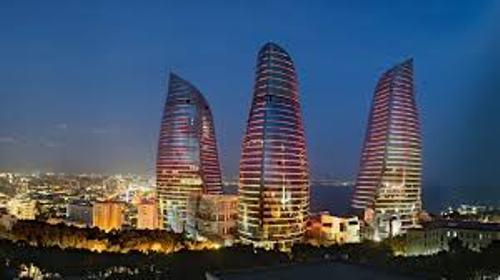 Azerbaijan Skyline