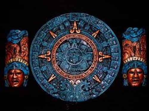 Aztec Calendar Image