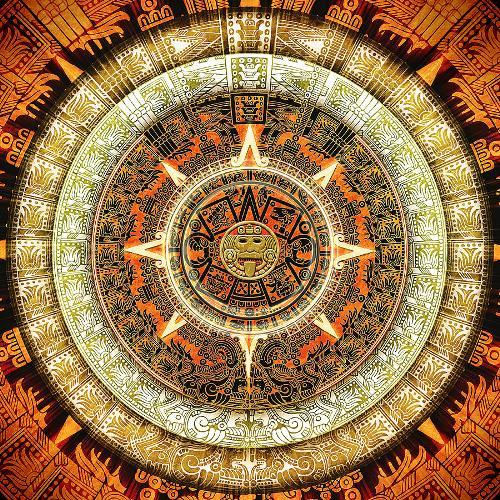 Aztec Calendar Pictures