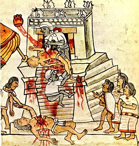 Aztec Civilization and Sacrifice