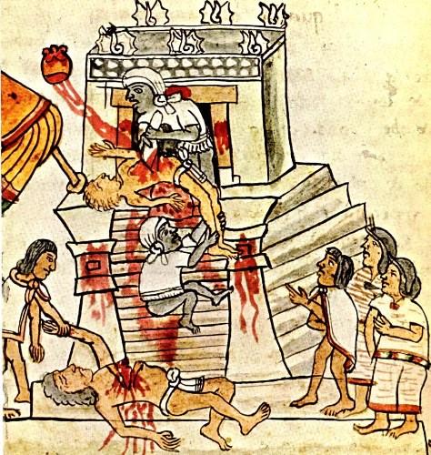 Aztec Civilization and Sacrifice