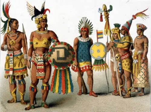 10 Facts about Aztec Culture | Fact File Indigenous Aztec Women