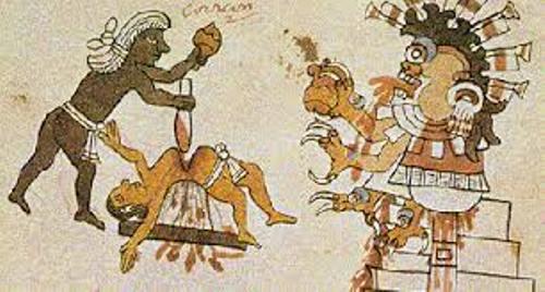 Aztec Culture and Sacrifice