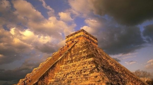 Aztec Culture and Temple