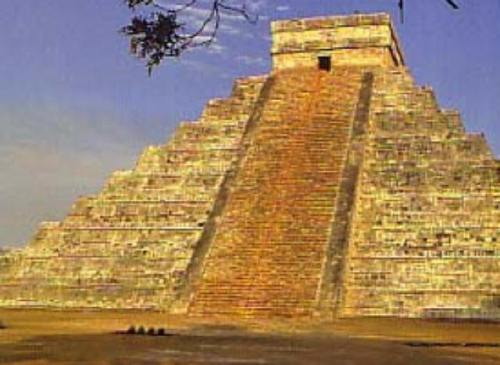 Aztec Religion and Temple