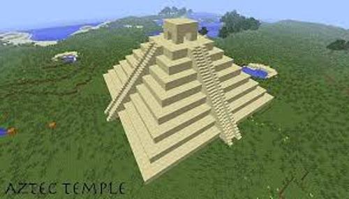 Aztec Temple Pic
