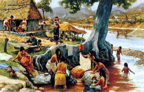 Aztect People
