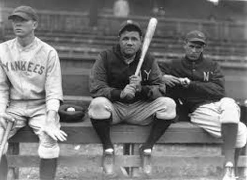 Babe Ruth Image