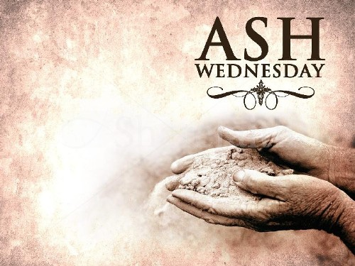 Facts about Ash Wednesday