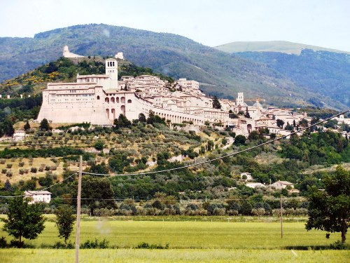 Facts about Assisi Italy