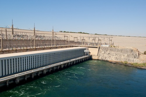 Facts about Aswan Dam