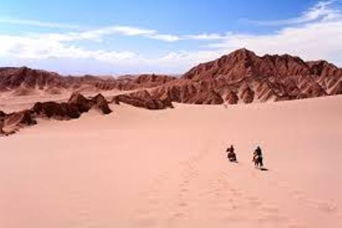 Facts about Atacama Desert Pic