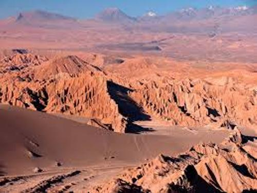 Facts about Atacama Desert