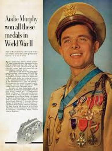 Facts about Audie Murphy