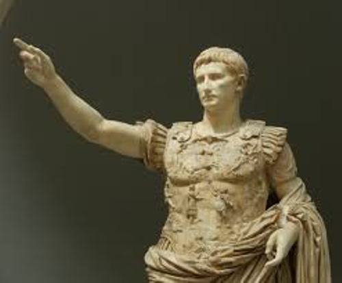 Facts about Augustus Caesar