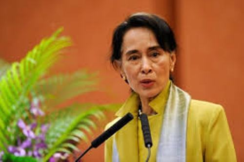 Facts about Aung San Suu Kyi