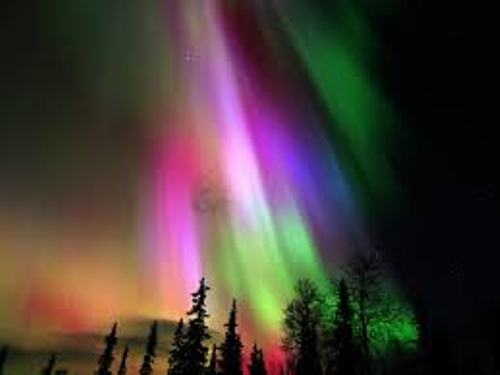 Facts about Aurora Borealis