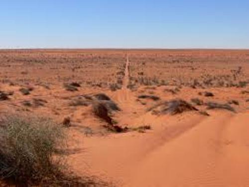 Facts about Australian Deserts