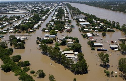 Facts about Australian Floods