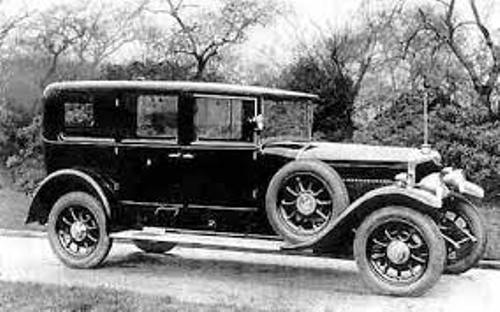 Facts about Automobiles in the 1920s