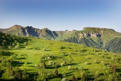 Facts about Auvergne