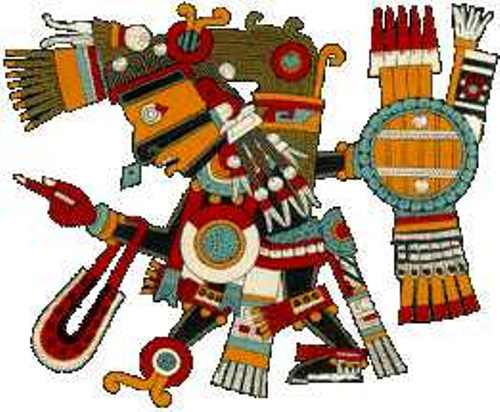 Facts about Aztec Gods