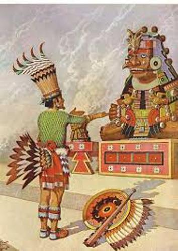 Facts about Aztec Religion