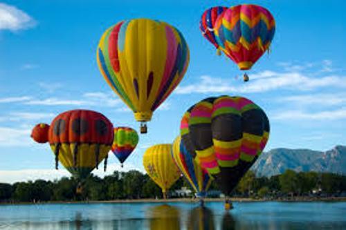 Air Balloon Colors
