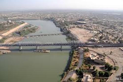 Baghdad Bridge