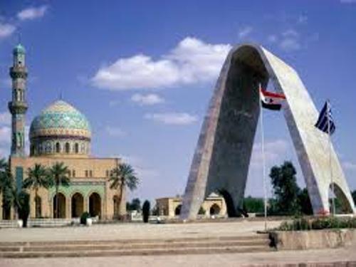 Baghdad Image