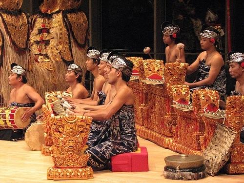 Balinese Gamelan Pic