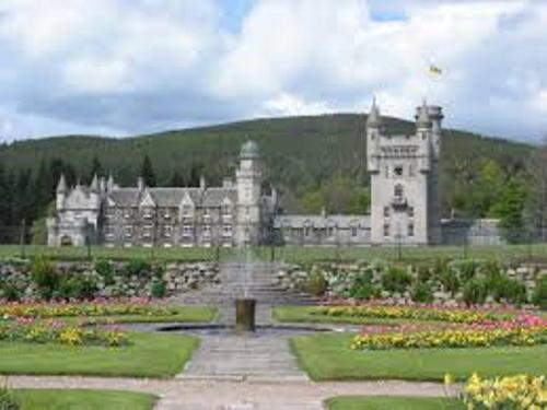 Balmoral Castle Beauty