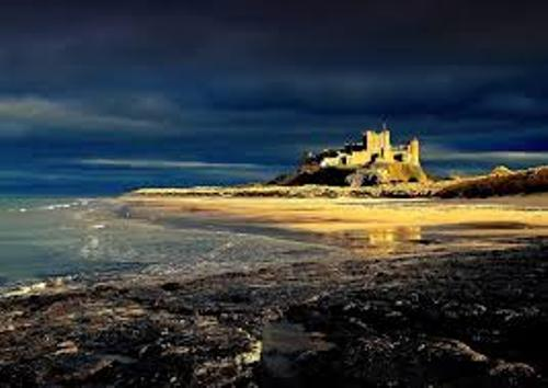 Bamburgh Castle Pictures