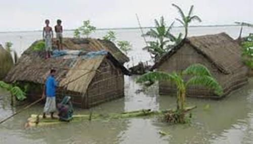 Bangladesh Flood Images