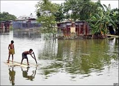 Bangladesh Flood Pictures
