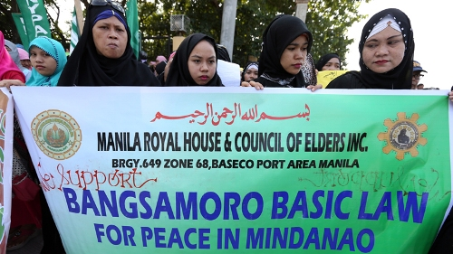 Bangsamoro Basic Law Picture