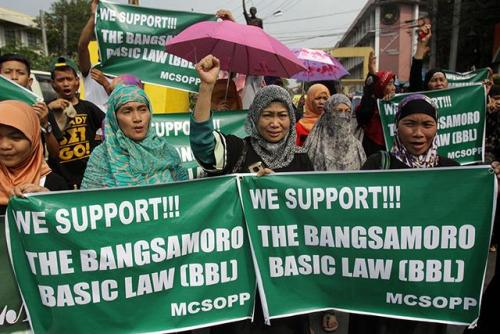 Bangsamoro Basic Law Support