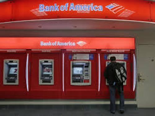 Bank of America Pic