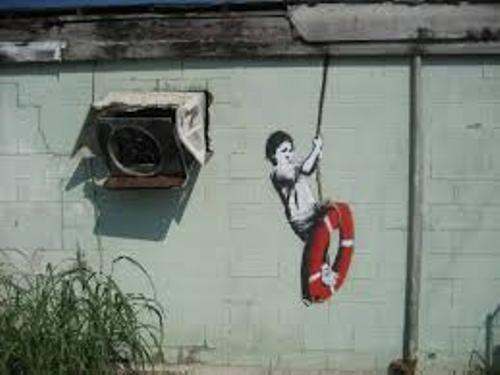 Banksy's Artwork Image
