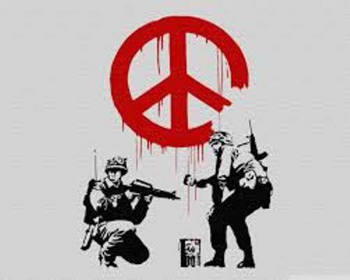 Banksy's Artwork Pic