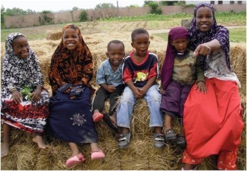 Bantu Kids