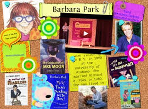 Barbara Park Pic