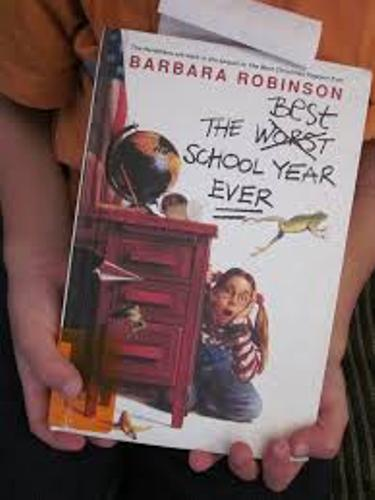 Barbara Robinson Book