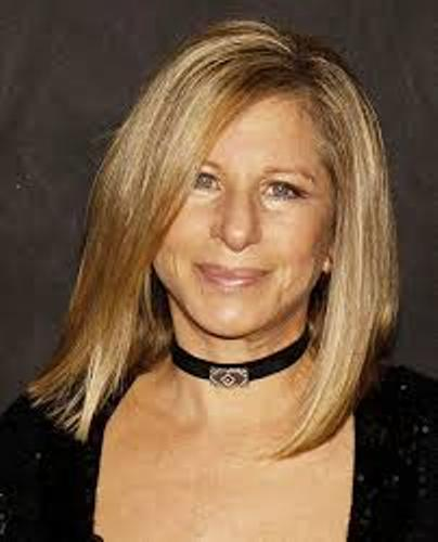 Barbra Streisand Old