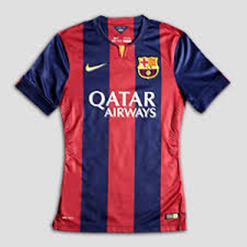 Barcelona FC Uniform