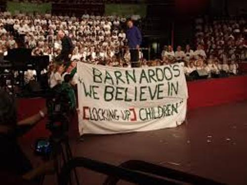 Barnardo's Charity Pic