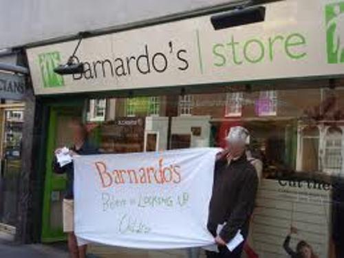 Barnardo's Charity Store