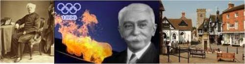 Baron de Coubertin Image