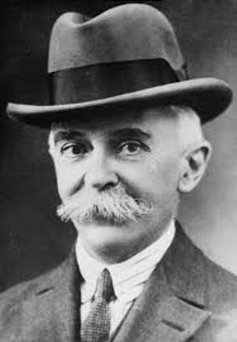 Baron de Coubertin Pic