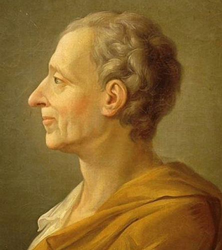 Baron de Montesquieu Facts